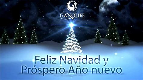 imagenes de felices fiestas navideñas ganolife les desea felices fiestas navide 209 as youtube