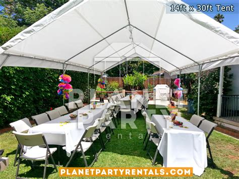 table and chair rentals san fernando valley 14ft x 30ft tent rental