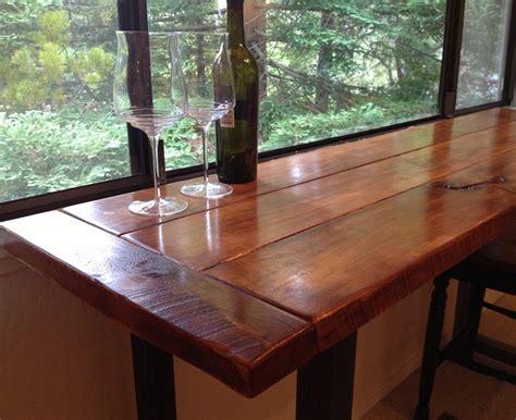 narrow dining room tables reclaimed wood narrow table the coastal craftsman