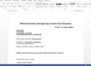 create receipt template doc create receipt template invoice template for word