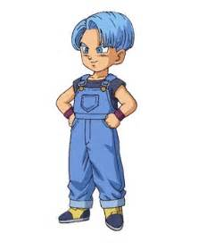 trunks hair color why does future trunks blue hair omnigeekempire
