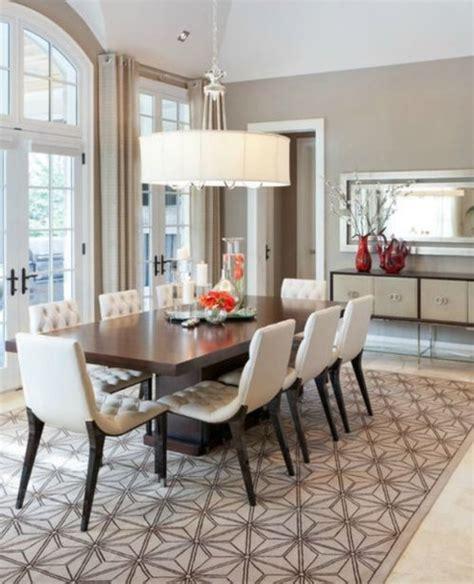 large oval drum chandelier   dining room