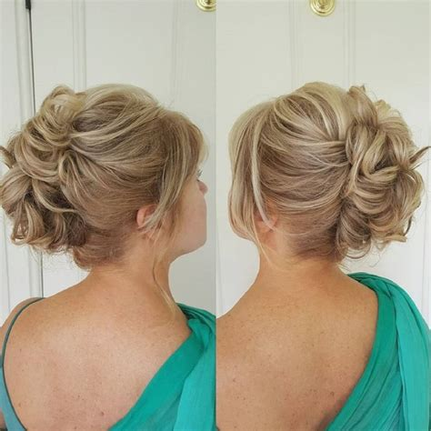 soft updo hairstyles for mothers 25 best ideas about mother of the bride hair on pinterest