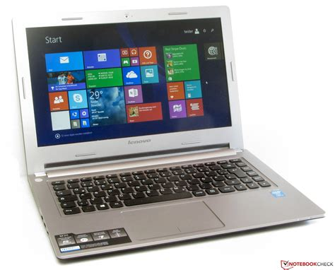 Laptop Lenovo M30 lenovo m30 70 notebook review notebookcheck net reviews