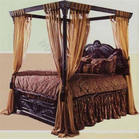 black canopy bed curtains canopy beds for adults black canopy beds old world