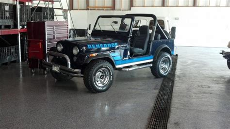 83 jeep cj7 rudy s classic jeeps llc 83 jeep cj7 renegade original
