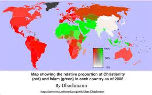 Religion Map Of The World by World Religion World Religion Maps World Religion Symbols