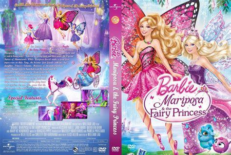 nonton barbie mariposa and the fairy princess 2013 film barbie mariposa and the fairy princess 2013 custom cover