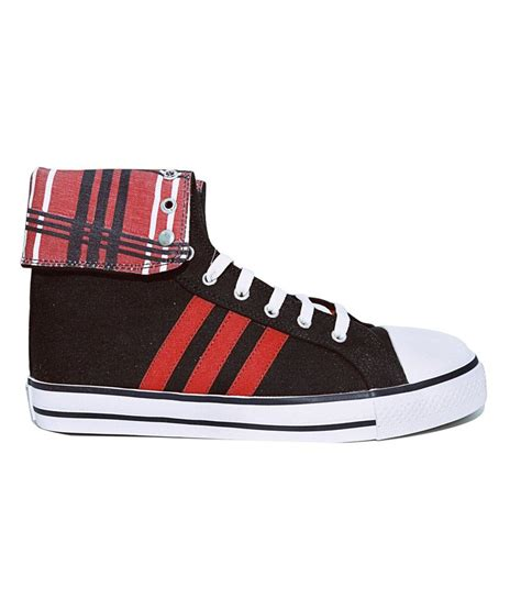 adidas durante black high ankle casual shoes for price in india buy adidas durante black