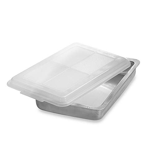 How To Keep Track Of Baking Pans And Cookie Sheets by Airbake 174 Ultra 9 Inch X 13 Inch Insulated Covered