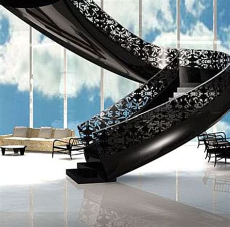 Luxury Home Stairs Design Mansion House Staircase