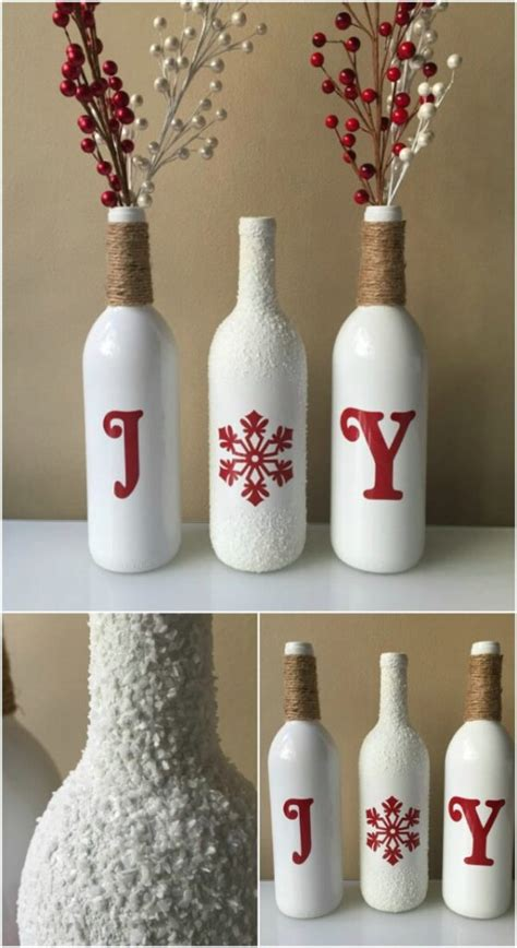 diy wine bottle crafts home design garden