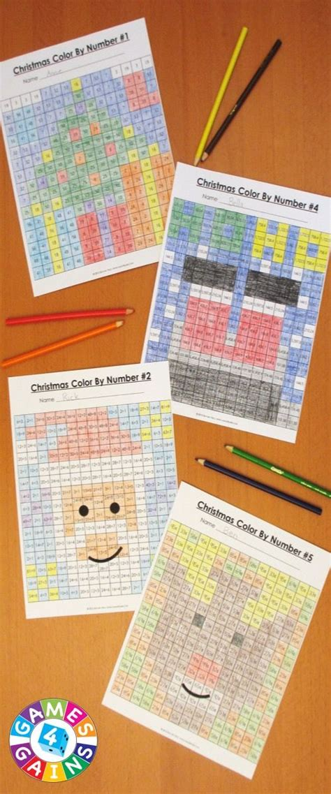 christmas crafts for 5th grade math maths activities and math activities on
