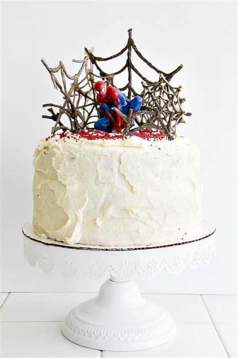 spider man cake spiderman birthday cake birthday cake   fondant christmas cake