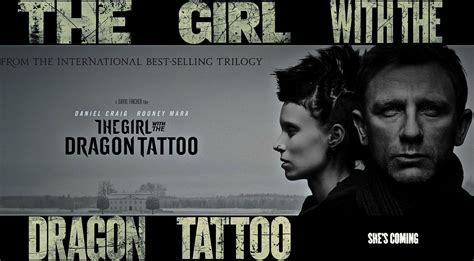 dragon tattoo the girl movie the girl with the dragon tattoo 2011 movie images the