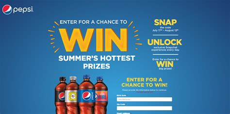Pepsi Fire Sweepstakes - sweepstakeslovers daily golfnow pepsi more