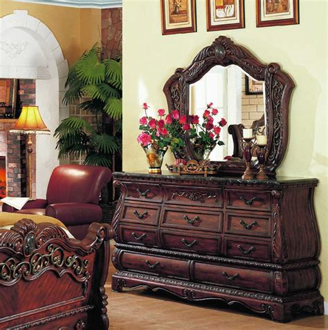 traditional cherry bedroom furniture frontega traditional cherry bedroom furniture sleigh bed w