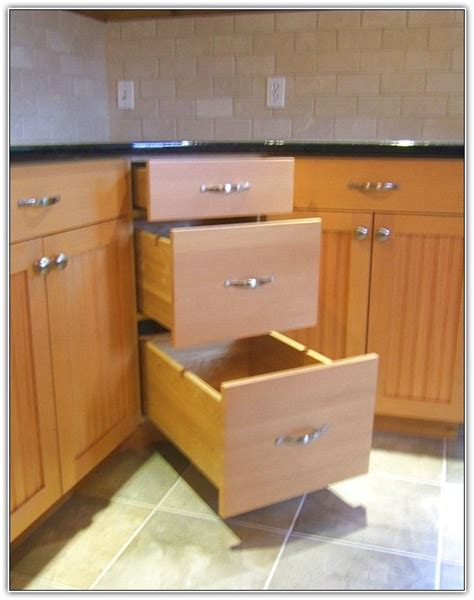 corner cabinet drawers kitchen 17 best ideas about corner cupboard on pinterest corner