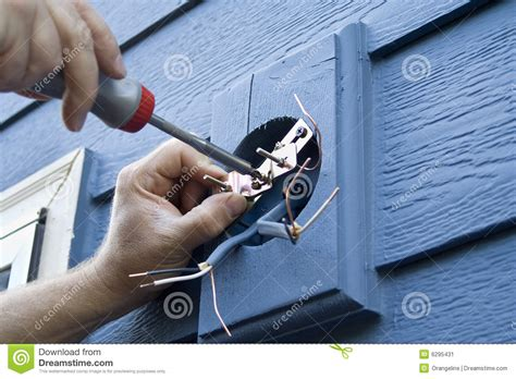 Fixing Light Fixture Stock Image Image 6295431 Fixing Lights