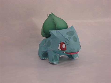 Origami Bulbasaur - everyone gallery ebaum s world