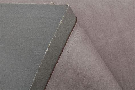 upholstery fabric trim 3mm scrim foam backed faux suede car trim headlining