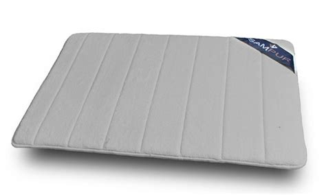 tapis de bain 377 tapis de bain m 233 moire de forme sur groupon shopping