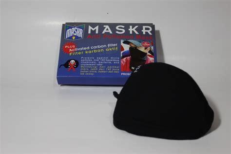Masker Motor Anti Polusi Udara Motorcycle Pengendara Motor Mask jual masker motor maskr anti pollution with activated karbon filter trimedia shop