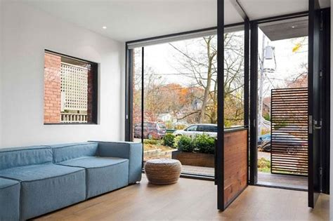 large patio windows contemporary redesign and interior decorating transforming century home in toronto