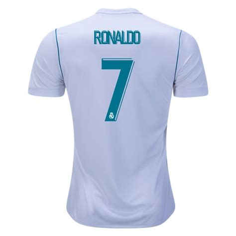 Jersey Grade Ori Real Madrid Home 2018 jersey real madrid home 2017 2018 ronaldo jersey bola