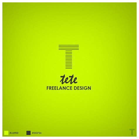 freelance layout artist tete freelance design logotype by ifaze on deviantart