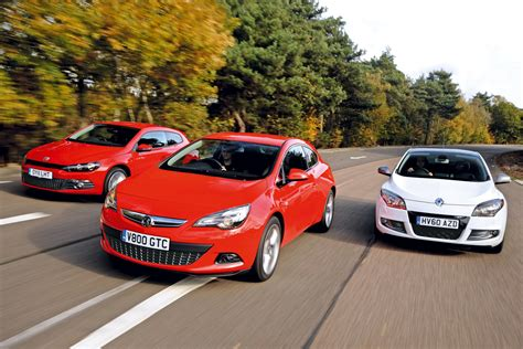 vauxhall scirocco vauxhall astra gtc vs rivals tests auto express