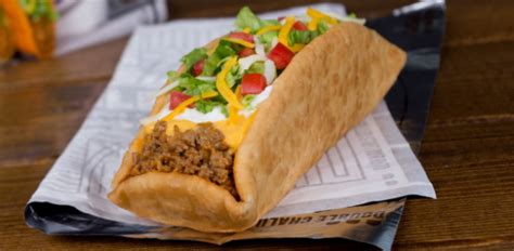 High Tea Kitchen Tea Ideas fans are calling taco bell s quot double quot chalupa a ripoff