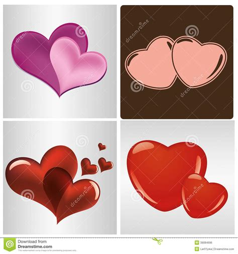 what do the different color hearts what do different color hearts 28 images 彩色丝带水晶爱心矢量素材