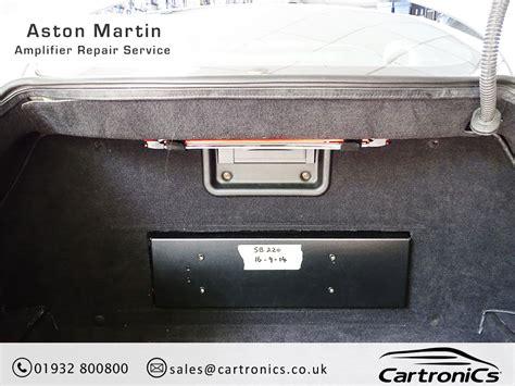 Aston Martin Service by Aston Martin Lifier Repair Service