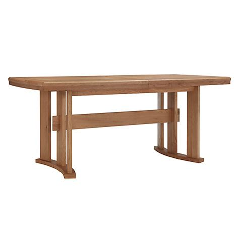 buy lewis burford extending 6 8 seater dining table