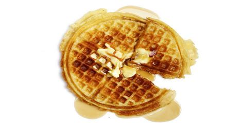 video membuat waffle mengoles mentega saat membuat waffle ternyata penting