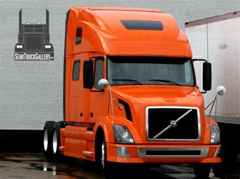 volvo semi trailer volvo semi truck gallery 1 at semitruckgallery com