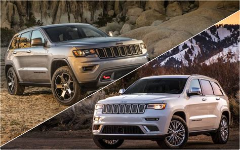 jeep grand cherokee trailhawk news 2017 jeep grand cherokee trailhawk summit outed