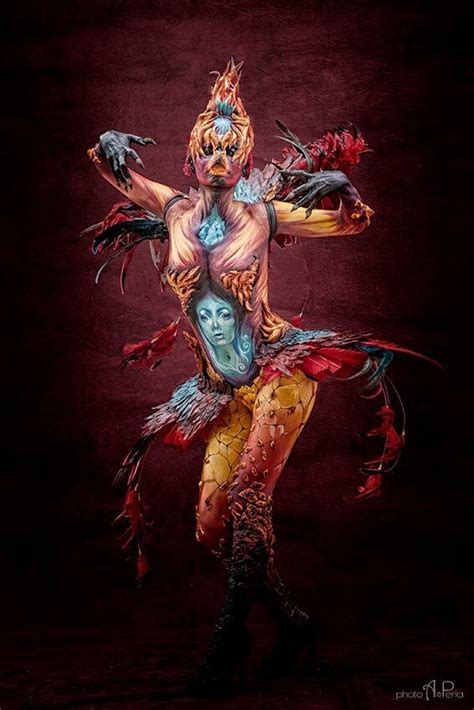 17 Best Images About Make Up Shooting Bodypainting And