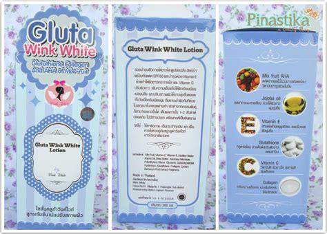 Gluta Wink White Sabun Whitening Yg Lg Booming Di Thailand 100 Ori azwanaericca official disember 2014