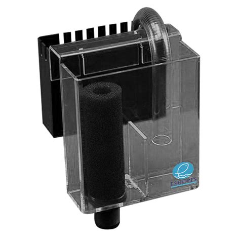 Herchy Pet Water Feeder H 125 eshopps pf 800 overflow box up to 125 gal pet supplies comparison shopping