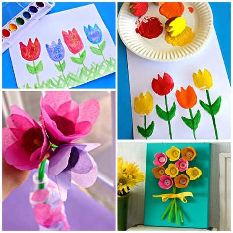 pretty crafts beautiful tulip crafts that can make crafty morning