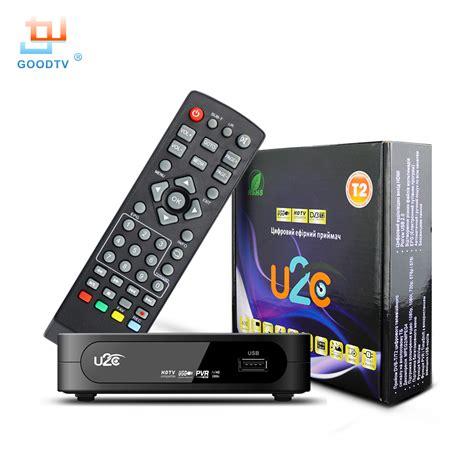 Tv Digital Dvb T2 u2c dvb t smart tv box hdmi dvb t2 t2 stb h 264 hd tv