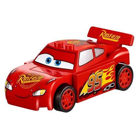 Lego 174 Juniors Disney Pixar Cars 3 Lightning Mcqueen Speed