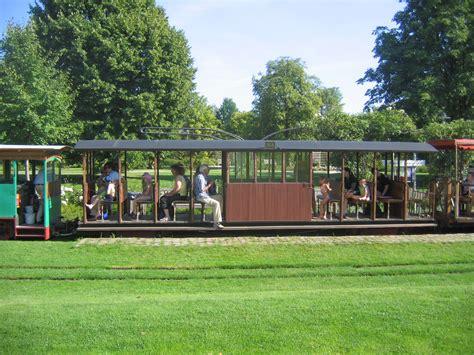 Britzer Garten Zug by Britzer Museumseisenbahn