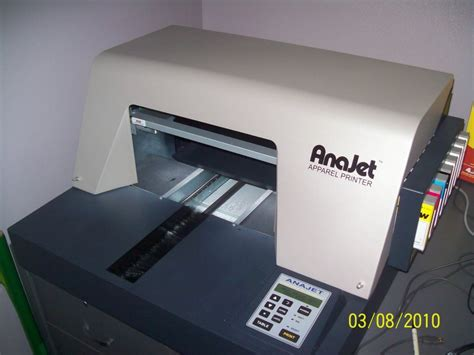Printer Dtg Anajet anajet fp 125 for sale