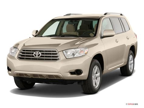 how to learn about cars 2009 toyota highlander regenerative braking 2009 toyota highlander prices reviews and pictures u s news world report