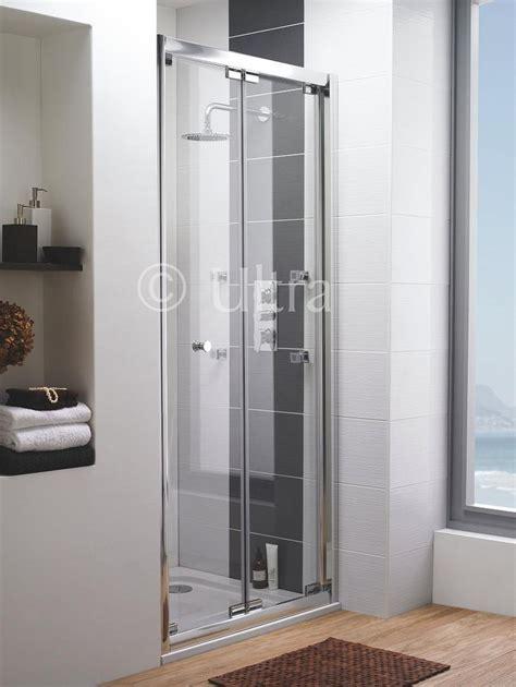 Narrow Shower Doors 46 Best Bi Fold Shower Door Images On Shower Doors Small Bathrooms And Tiny Bathrooms