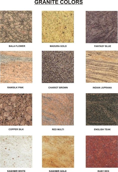 granite colors granite a dimension at its best granite worktops