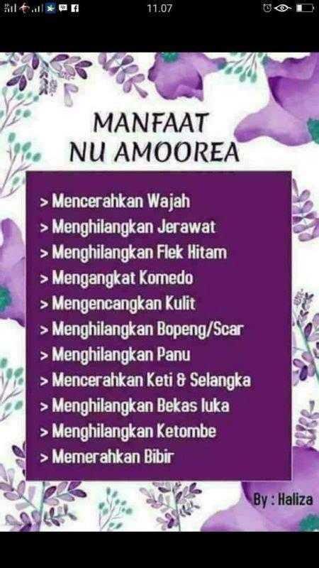 Manfaat Dan Sabun Amoorea jual sabun amoorea nu amoorea malang stokist resmi